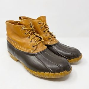 Vintage LL Bean Maine Hunting Duck Boots
